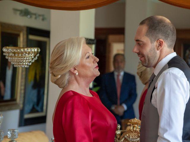 La boda de Gilberto y Tania en Granada, Granada 6