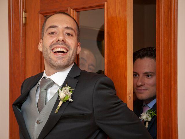 La boda de Gilberto y Tania en Granada, Granada 7