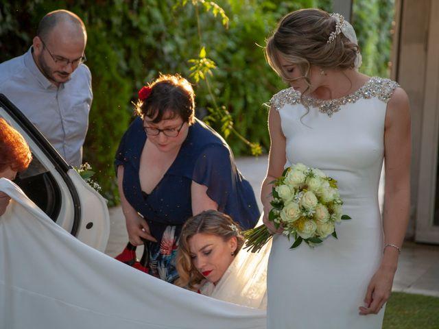 La boda de Gilberto y Tania en Granada, Granada 13