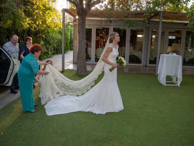 La boda de Gilberto y Tania en Granada, Granada 14