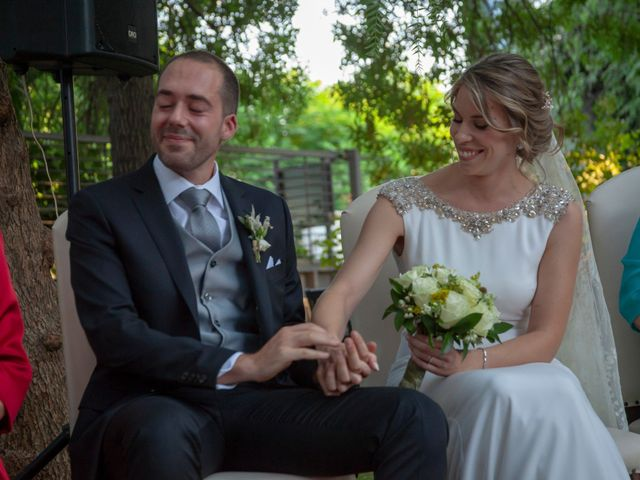 La boda de Gilberto y Tania en Granada, Granada 17