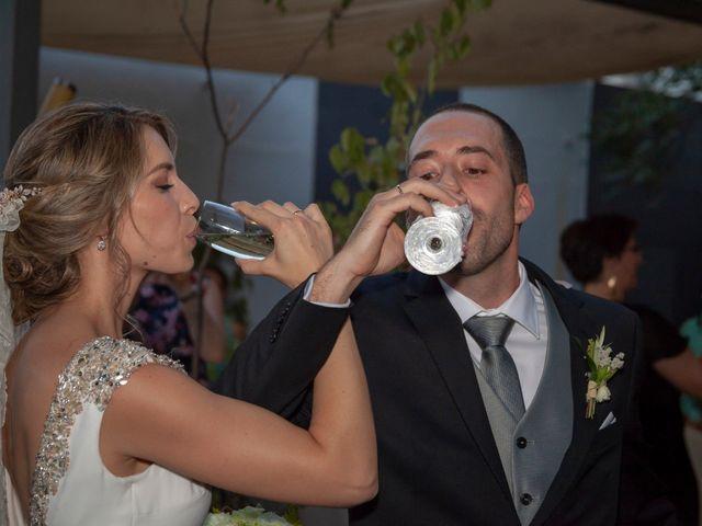 La boda de Gilberto y Tania en Granada, Granada 19