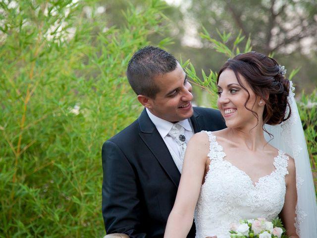 La boda de Cristina y Jesús