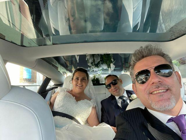 La boda de David y Noelia en Seseña Viejo, Toledo 10