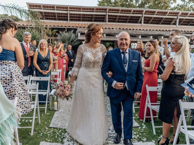 La boda de Miguel y Bélen en Torre Del Mar, Málaga 28