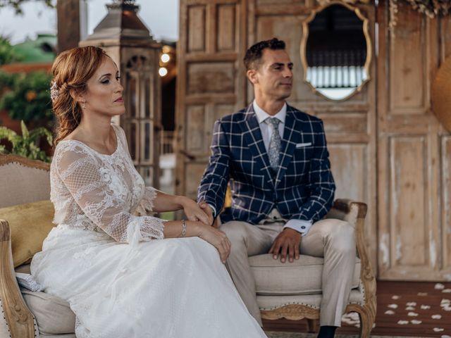 La boda de Miguel y Bélen en Torre Del Mar, Málaga 32