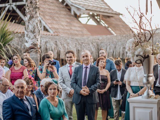 La boda de Miguel y Bélen en Torre Del Mar, Málaga 34