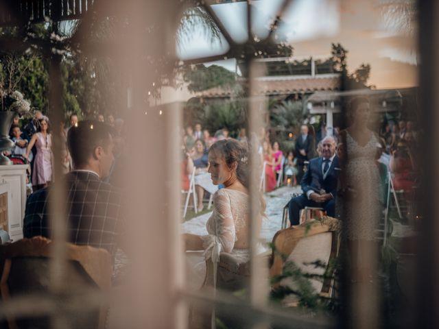 La boda de Miguel y Bélen en Torre Del Mar, Málaga 35
