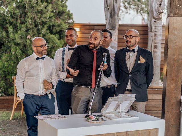 La boda de Miguel y Bélen en Torre Del Mar, Málaga 36