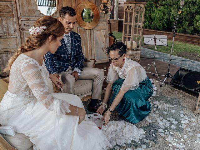 La boda de Miguel y Bélen en Torre Del Mar, Málaga 37