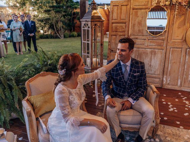 La boda de Miguel y Bélen en Torre Del Mar, Málaga 41