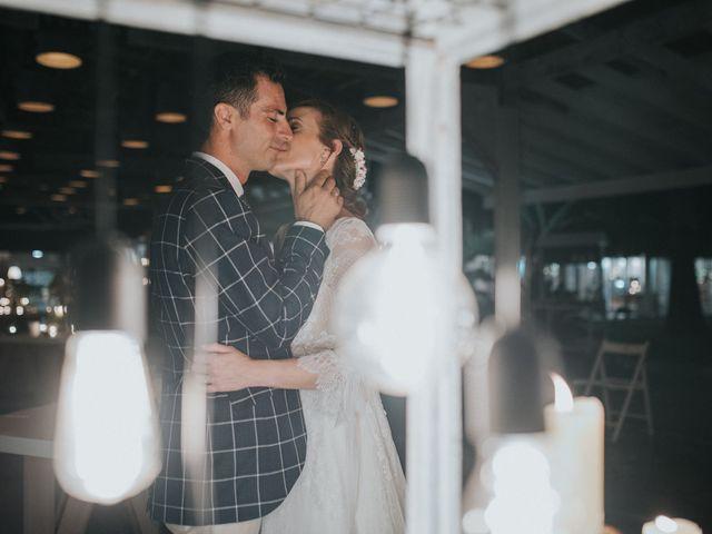 La boda de Miguel y Bélen en Torre Del Mar, Málaga 43