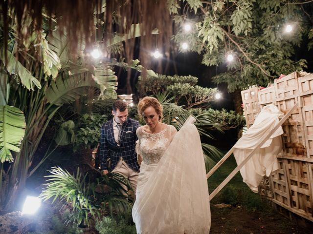 La boda de Miguel y Bélen en Torre Del Mar, Málaga 45