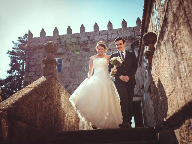 La boda de Carlos y Pollyanny en Vilaboa (Rutis), A Coruña 20