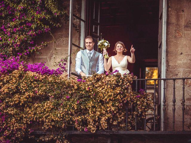 La boda de Pollyanny y Carlos