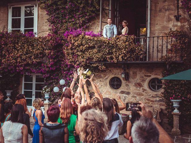 La boda de Carlos y Pollyanny en Vilaboa (Rutis), A Coruña 31