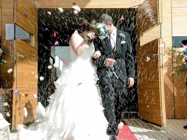 La boda de David y Vanesa en Oviedo, Asturias 1