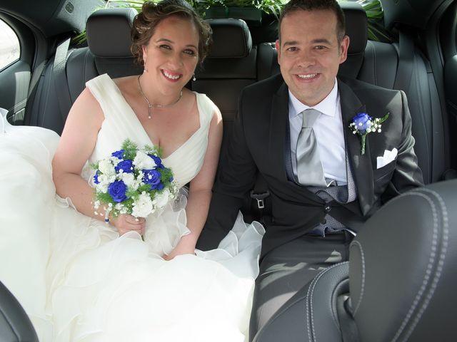 La boda de David y Vanesa en Oviedo, Asturias 21