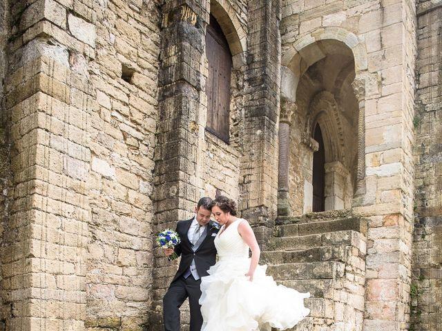 La boda de David y Vanesa en Oviedo, Asturias 27