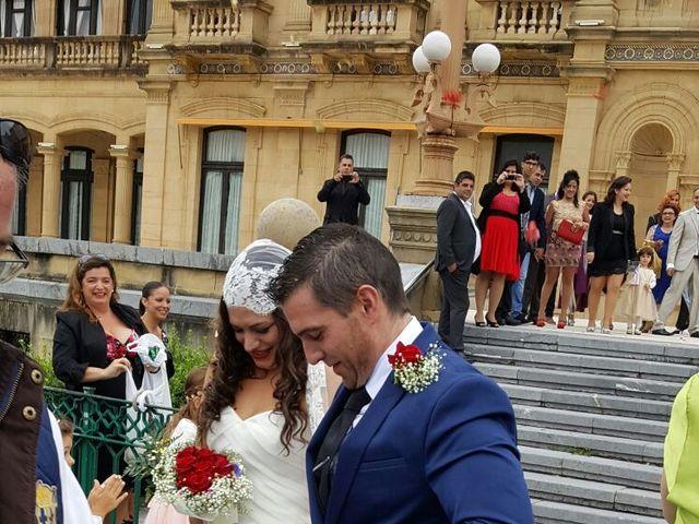 La boda de Mikel y Ana  en Donostia-San Sebastián, Guipúzcoa 7