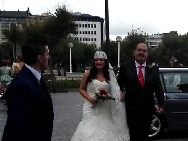 La boda de Mikel y Ana  en Donostia-San Sebastián, Guipúzcoa 12