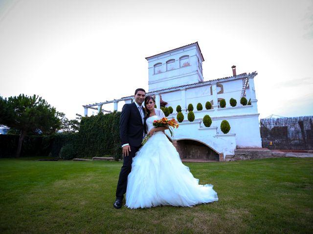 La boda de Vero y Òscar