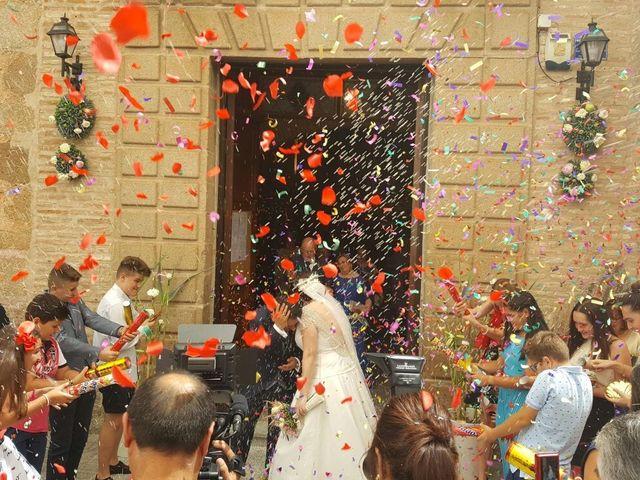La boda de Maria y Mario en Pueblo Calera Y Chozas, Toledo 1