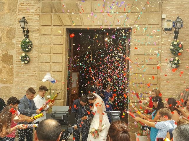 La boda de Maria y Mario en Pueblo Calera Y Chozas, Toledo 2