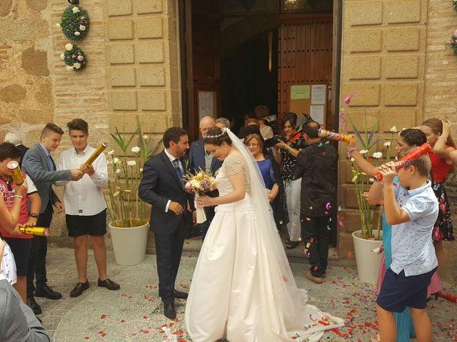 La boda de Maria y Mario en Pueblo Calera Y Chozas, Toledo 3
