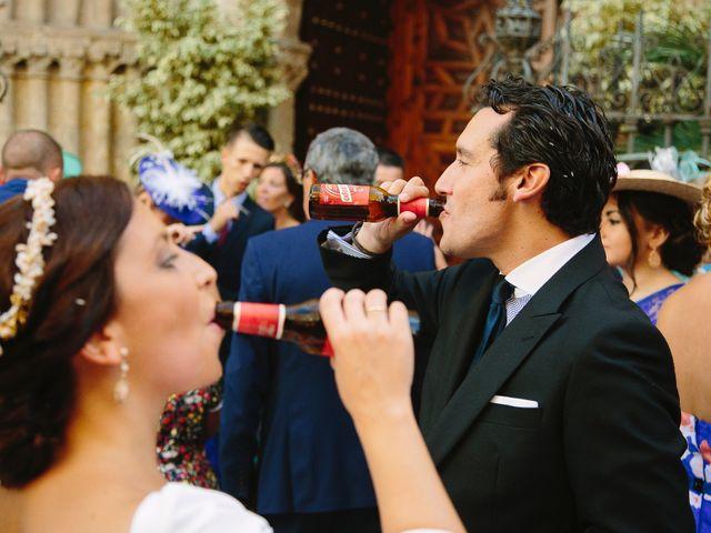 La boda de Quete y Ani en Carmona, Sevilla 10