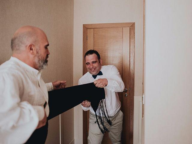 La boda de Erwin y Goretti en O Faramello (Osebe), A Coruña 2