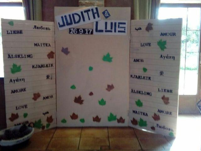 La boda de Luis y Judith en Cembranos, León 2