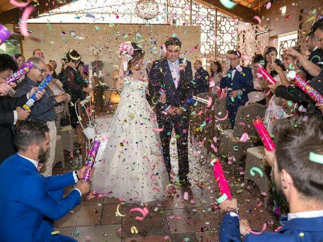 La boda de Luis y Judith en Cembranos, León 4
