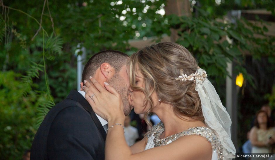 La boda de Gilberto y Tania en Granada, Granada