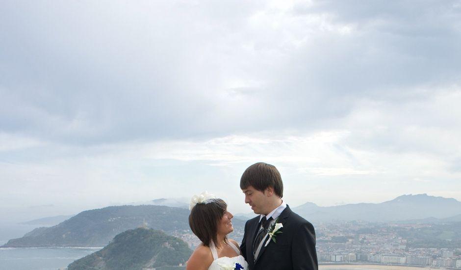 La boda de juan mari y desiree en donostia san sebasti n - El tiempo para manana en san sebastian guipuzcoa ...