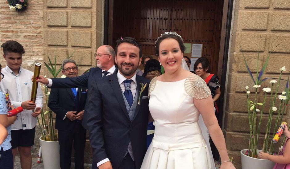 La boda de Maria y Mario en Pueblo Calera Y Chozas, Toledo