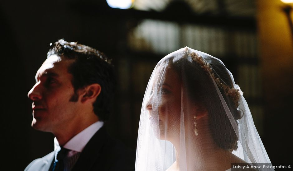 La boda de Quete y Ani en Carmona, Sevilla