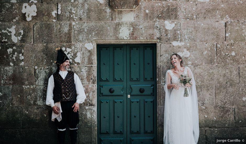 La boda de Erwin y Goretti en O Faramello (Osebe), A Coruña