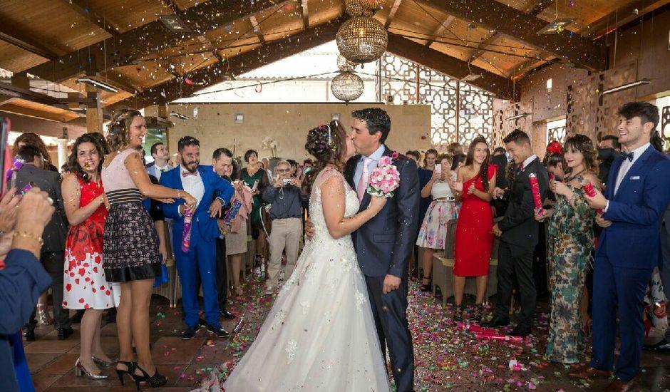 La boda de Luis y Judith en Cembranos, León