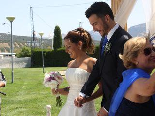 La boda de Mari y Iván