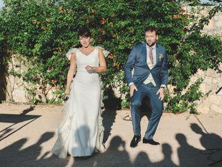 La boda de Vicky y Tato