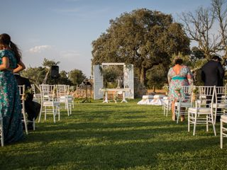 La boda de Elena y Juanjo 1