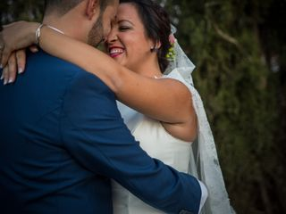 La boda de Elena y Juanjo