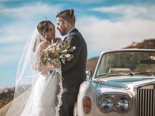 La boda de Katherine y David