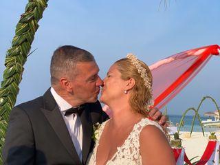La boda de Rafael y Fátima 1