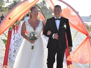 La boda de Rafael y Fátima