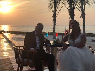 La boda de Rafael y Fátima 3