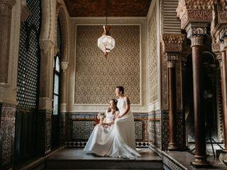 La boda de Marmen y Isabel