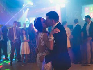 La boda de Mónica y Paco