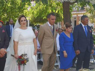 La boda de Guadalupe y Pedro